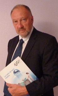 Joseph LE GUILLOUX, Président de AJC L'AUTHENTIC