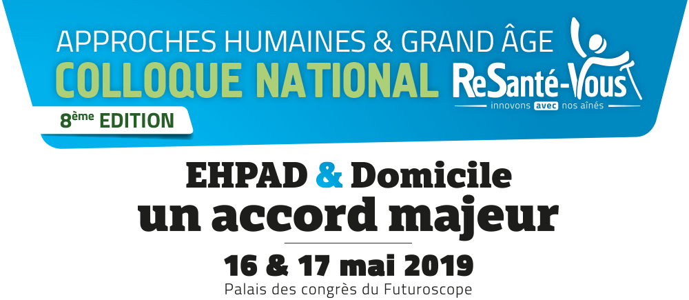 Colloque approches humaines & grand âge